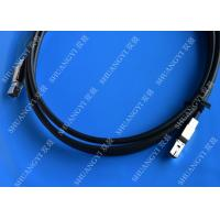 China 3.3FT External SAS Cable HD Mini SAS SFF-8644 To SFF-8644 Cable 1M / Black wholesale