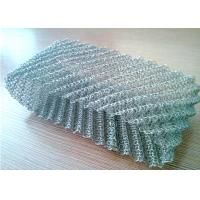 China Outside Outfit Type Wire Mesh Demister Pure Nickel With Excellent Welding Performance wholesale