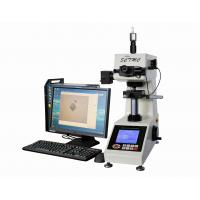 China CCD Image Automatic Hardness Tester with Auto Indentation Display wholesale