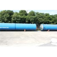 China Aerated Concrete Block AAC Autoclave Steam Equipment For Chemical Industrial wholesale