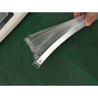 China Flexwrap Aluminium Securing Insulation Banding For 5 Inch & 6 Inch Flue Liner wholesale