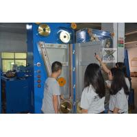 China Super Fine Copper Wire Drawing Machine , SGS CE Wire Drawing Equipment wholesale
