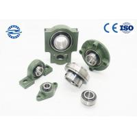 China Mounted Insert Inch Size Pillow Block Bearing Replacement Uc201 Single Row wholesale