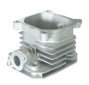 China CNC Machined Precision Casting Parts , Painting Aluminum Die Casting wholesale