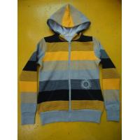 China Embroidery Colorful Guys Zip Up Hoodies With Side Pockets Mens Full Zip Jacket on sale
