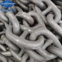 China Export greece marine anchor chain in stocks wholesale