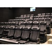 China Cost-effective 4D Cinema With Customized Ultra Durable Electric 4D Motion Seats wholesale