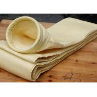 Quality Industrial Nonwoven Filter Cloth Bag PPS Filter Fabric / Filter Bag 190 - 210 for sale
