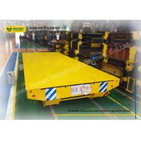 Buy cheap heavy load high temperature resistance steel ladle transfer car from wholesalers