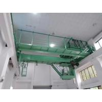 China Electric Double Girder Overhead Travelling 20 Ton For Industrial Workshop on sale