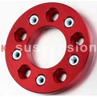 China 5 Lug Single Drilled  Wheel Adapter Car Wheel Spacers with Open - End Lug Nuts wholesale