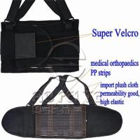 China Industrial back support belt---FDA  proved wholesale