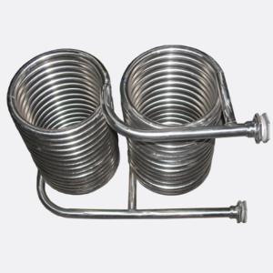 China High Transfer Titanium Tube 400Kw Air Conditioner Heat Exchanger wholesale