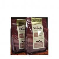 China 1 lb coffee bags resealable coffee bags with valve sealable coffee bag packaging block bottom coffee bags on sale