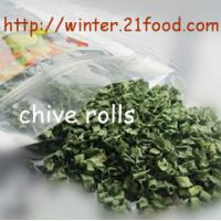 China dried chive rolls 002 wholesale