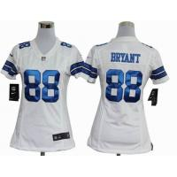China Women Nike NFL Dallas Cowboys 88 Bryant stitched jersey wholesale