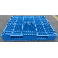 China Heavy Duty Scale and Plastic pallet Type double stacking pallet 1500*1200*150 wholesale