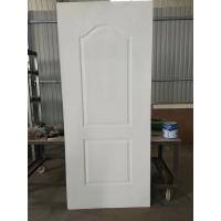 China White Primer HDF Door Skin , Environmental Friendly, Model 1 wholesale
