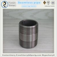 """China steel pipe coupling / 5"""" stainless steel tubing pipe fittings 2 3\/8\"""" eue nue crossover coupling wholesale"""