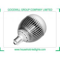China Indoor 15 Watt LED Light Bulbs With Aluminum Housing And G100 PC Cover wholesale