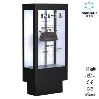 China Beautiful Transparent LCD Display Box , Small Transparent Touch Screen Panel wholesale