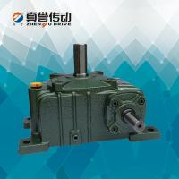 China High Torque Worm Gear Speed Reducer For Machine Equipment / Gear Reduction Gearbox wholesale