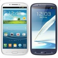 China Android 5.5 inch Samsung Galaxy 3G Wifi GPS Mobile Phones on sale