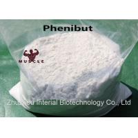 China Nootropic Drug Powder Phenibut for Antidepressant CAS: 1078-21-3 with Safe Delivery wholesale