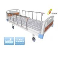 China 2 Crank Adjustable Abs Bed Surface Medical Hospital Beds with Lock ALS-M208 wholesale