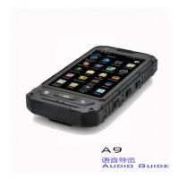 China 3 Proof A9 Android Museum Audio Guide Equipment For Qrcode Digital Guide wholesale
