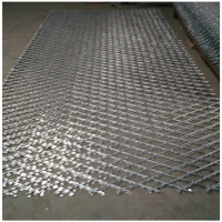 China CBT-30 Hot Dipped Galvanized Welded Razor Wire Mesh 100x100mm wholesale