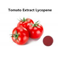 China Tomato Extract 1% Lycopen Natural Food Pigments Cas No. 502 - 65 - 8 For Enhance Immunity Anti-cancer and Anti-Aging wholesale
