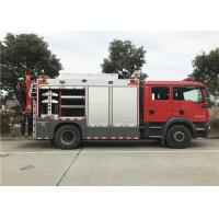 China 13KW Honda Generator Emergency Rescue Vehicle Max Permissible Load 16000kg on sale