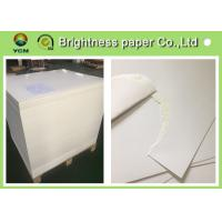 China Printable Coated Ivory Board Paper For Cigarette Packaging 400gsm 700*1000mm wholesale