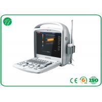 Quality 4 Stage Diagnostic Ultrasound Machine , Medical Doppler Machine With 2.5MHz-10.0MHz Probe for sale