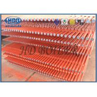 China Φ38 - 76mm Membrane Water Wall Panels For Power Station Boiler wholesale