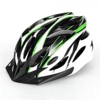 China Light Weight Mountain Bike Helmet For Road Biking 18 Air Cooling Vents wholesale