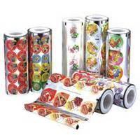 China Printed Plastic Roll Film, aluminium laminated plastic, Eco - friendly, dirt resistance wholesale