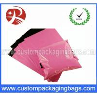 China Self Adhensive Custom Pink Inflatable Packaging with LDPE / HDPE wholesale