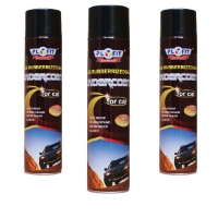 China Water based Rubber Chassis Rustproof Undercoat Car Spray wholesale