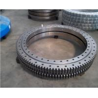 China Concrete mixing material rod integrated machine slewing bearing, slewing ring for cement conveying pump on sale