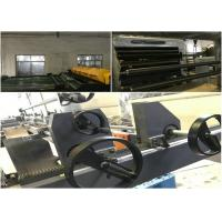 Quality 25KW Industrial Paper Cutting Machine / Paper Converting Machine for sale