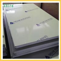 China Blue Colored Printed Plastic Protection Film For EBS Panel Damage Resistant wholesale