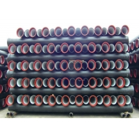 China 6m Length Ductile C30 Class Columns Use Galvanized Steel Pipe / Cast Steel Pipe wholesale