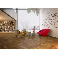 China High-end quality Chevron Parquet Flooring wholesale