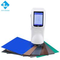 China NS810 Chroma Meter 3nh Spectrophotometer 400-700nm Wavelength For Paint Coating wholesale