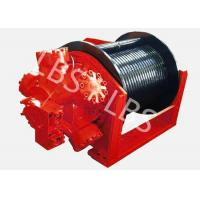 China Windlass Winches / Hydraulic Tugger Winch Mining Belt Cylinder Winch wholesale