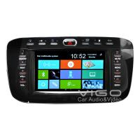 China Car Stereo Sat Nav for Fiat Punto Linea GPS Navigation Auto Radio VFI6220 wholesale