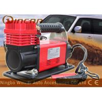 China Heavy duty DC 12V Portable Air Compressor Single Cylinder 150PSI Max Pressure wholesale