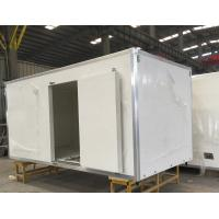 Fiberglass Sandwich Panels Commercial Truck Refrigerator Thermal Insulation